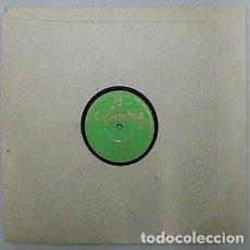 Discos de pizarra: VEREDA TROPICAL. EL GATO. - ORQUESTA CASABLANCA: ORQUESTA MADRID - D-PIZARRA-0337. Lote 184523990