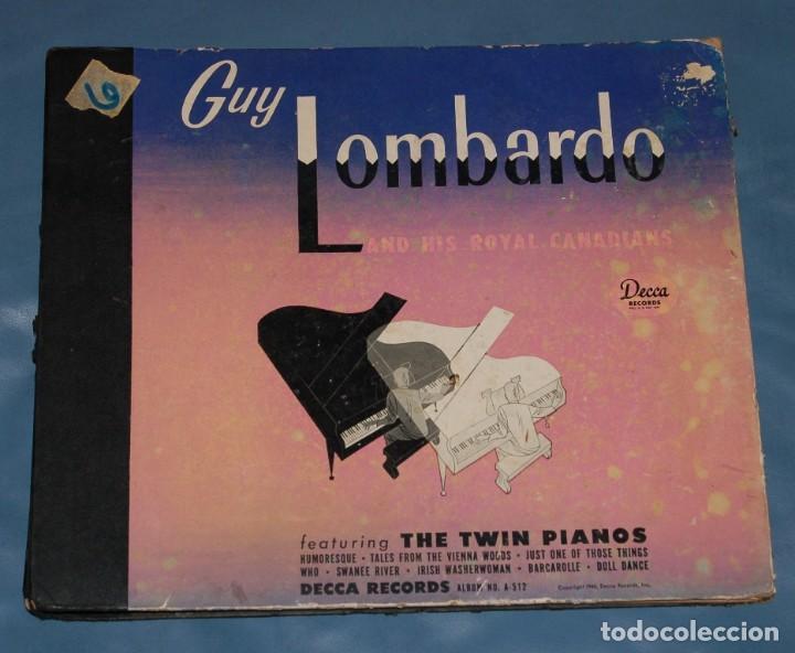 Discos de pizarra: 2 ALBUMES PARA DISCOS DE PIZARRA - ALBUM - Foto 3 - 185983348