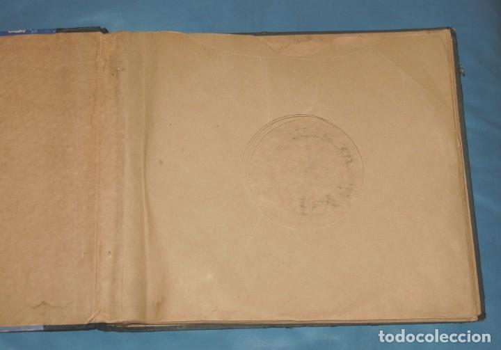 Discos de pizarra: 2 ALBUMES PARA DISCOS DE PIZARRA - ALBUM - Foto 4 - 185983348