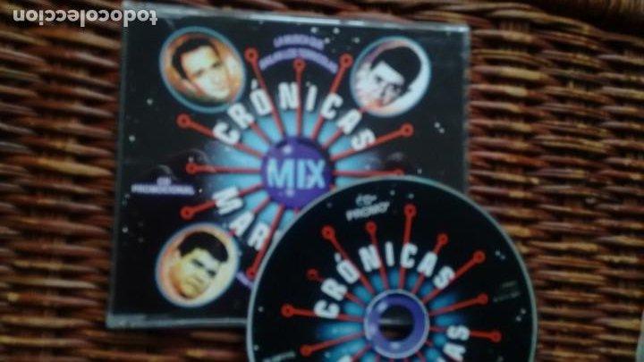 CD-SINGLE ( PROMOCION) DE CRONICAS MARCIANAS (Música - Discos - Pizarra - Bandas Sonoras y Actores )