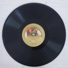 Discos de pizarra: ANTIGUO DISCO DE PIZARRA JOTAS JUANITO PARDO . Lote 187214658