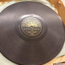 Discos de pizarra: 78 RPM ANTONIO POZO MOCHUELO. Lote 187446367