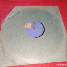 Disques en gomme-laque: BILLY HAYS CATHAY CARA BONITA/LA BODA DE LA MUÑECA PINTADA 78RPM 10 PULG. 25 CTMS ODEON 182701 SPAIN. Lote 187450251