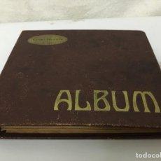 Discos de pizarra: ALBUM DE 6 DISCOS DE PIZARRA PEQUEÑOS - ODEONETTE. Lote 188643277