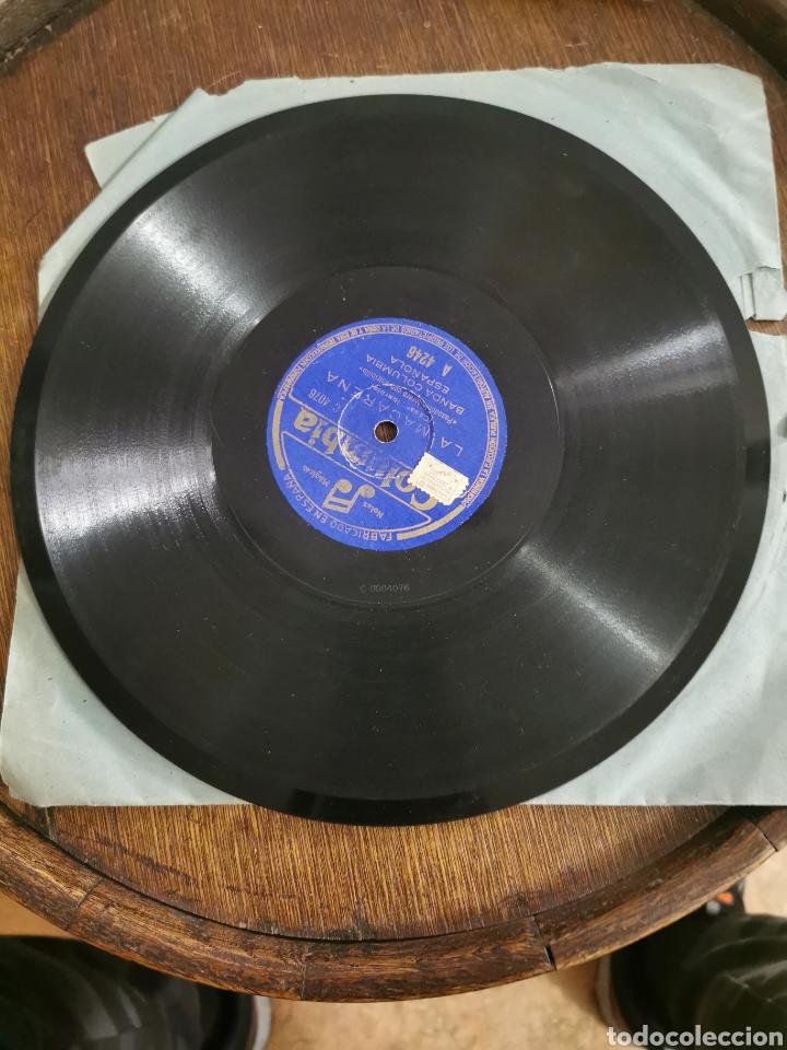 Discos de pizarra: Disco de pizarra la macarena. Currito de la cruz - Foto 3 - 189809475