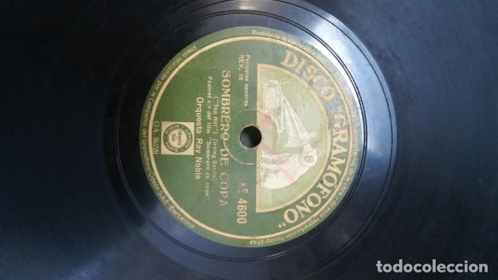Discos de pizarra: Album con 7 discos de Gramófono. Hot Jazz. La Voz de su amo. - Foto 12 - 190717371