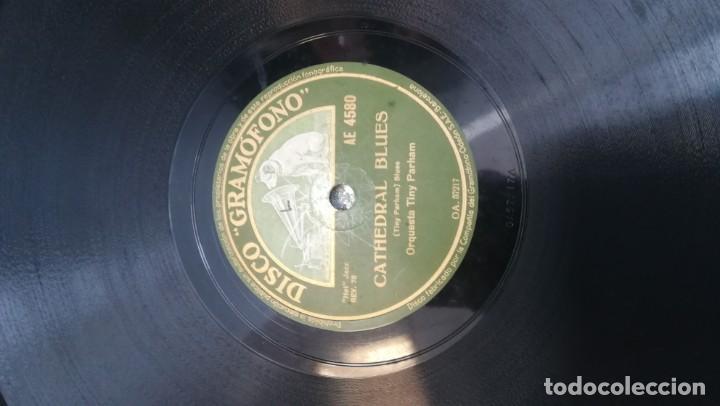 Discos de pizarra: Album con 7 discos de Gramófono. Hot Jazz. La Voz de su amo. - Foto 14 - 190717371