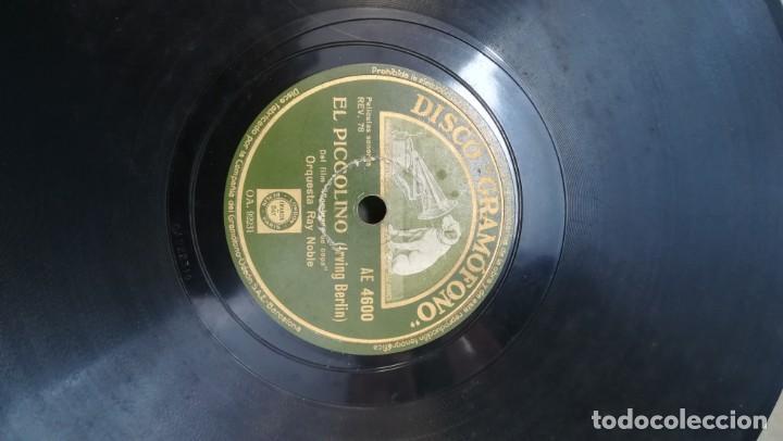 Discos de pizarra: Album con 7 discos de Gramófono. Hot Jazz. La Voz de su amo. - Foto 15 - 190717371
