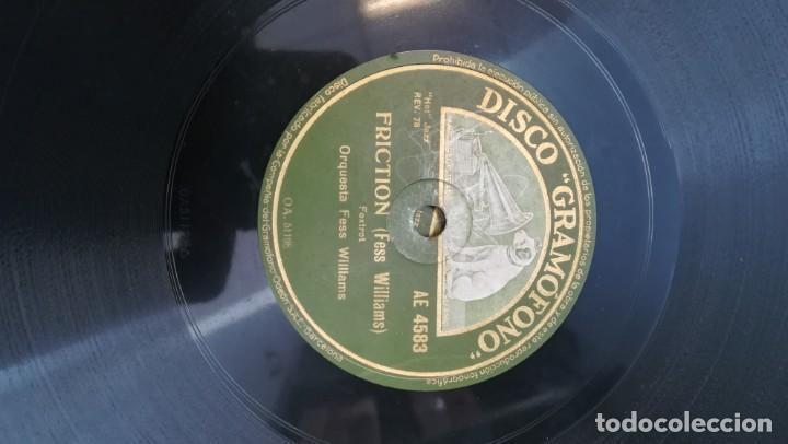 Discos de pizarra: Album con 7 discos de Gramófono. Hot Jazz. La Voz de su amo. - Foto 18 - 190717371