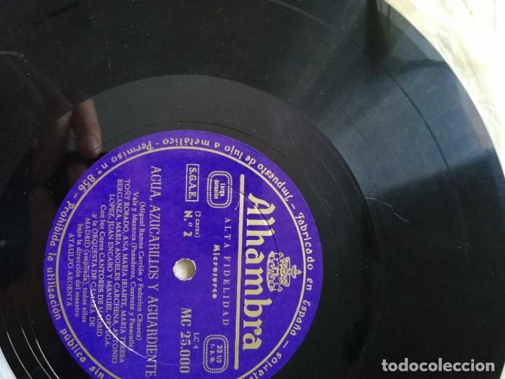 Discos de pizarra: LOTE DE DISCOS DE PIZARRA. - Foto 5 - 191350643