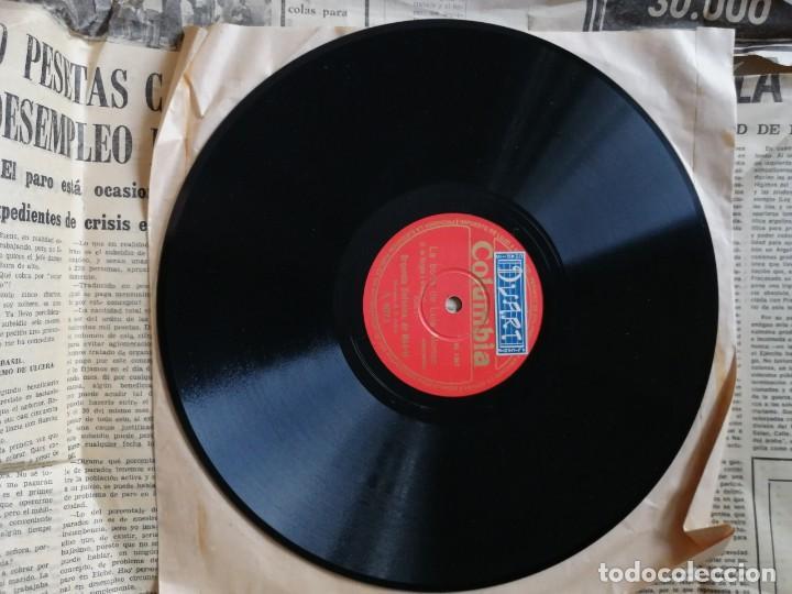 Discos de pizarra: LOTE DE DISCOS DE PIZARRA. - Foto 17 - 191350643