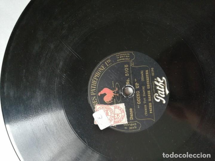 Discos de pizarra: LOTE DE DISCOS DE PIZARRA. - Foto 28 - 191350643