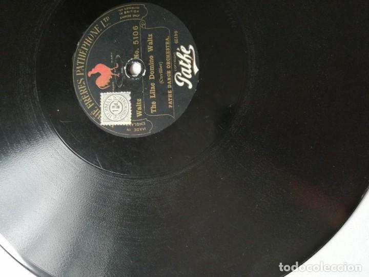 Discos de pizarra: LOTE DE DISCOS DE PIZARRA. - Foto 29 - 191350643