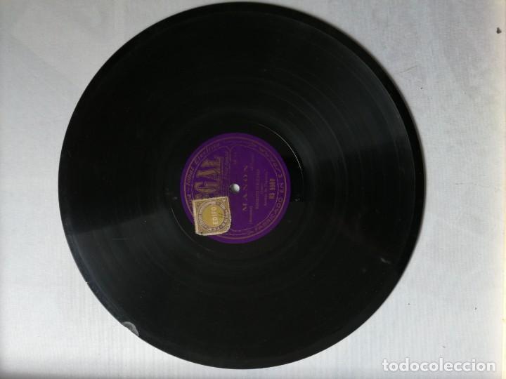 Discos de pizarra: LOTE DE DISCOS DE PIZARRA. - Foto 30 - 191350643
