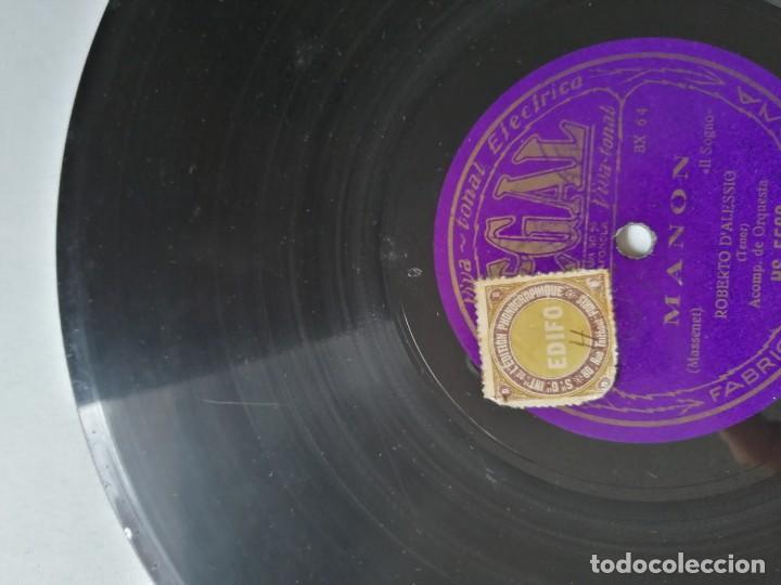 Discos de pizarra: LOTE DE DISCOS DE PIZARRA. - Foto 33 - 191350643