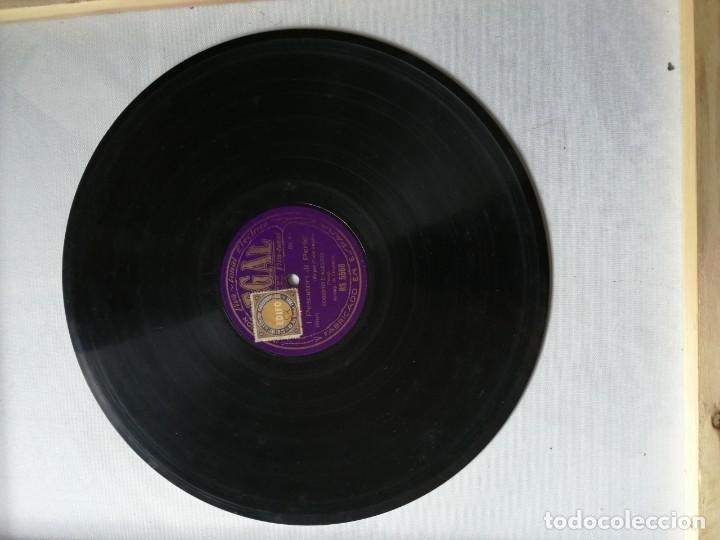 Discos de pizarra: LOTE DE DISCOS DE PIZARRA. - Foto 34 - 191350643