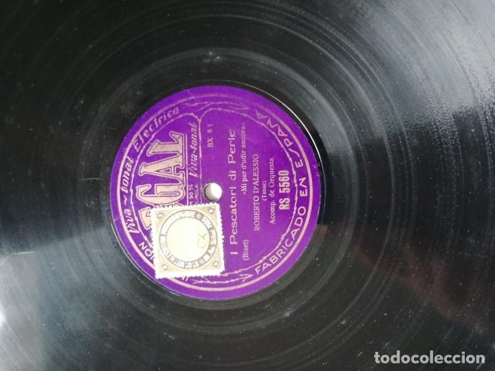 Discos de pizarra: LOTE DE DISCOS DE PIZARRA. - Foto 35 - 191350643
