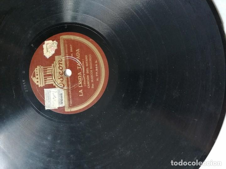 Discos de pizarra: LOTE DE DISCOS DE PIZARRA. - Foto 36 - 191350643