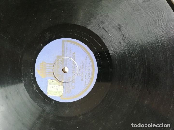 Discos de pizarra: LOTE DE DISCOS DE PIZARRA. - Foto 38 - 191350643