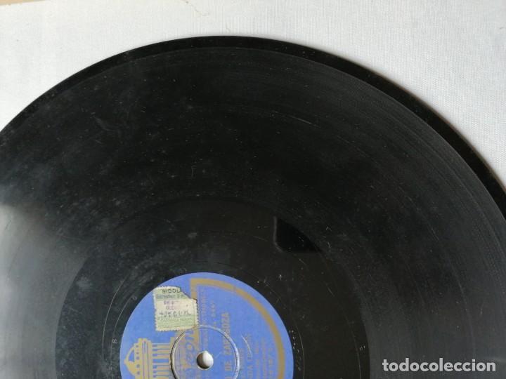 Discos de pizarra: LOTE DE DISCOS DE PIZARRA. - Foto 40 - 191350643