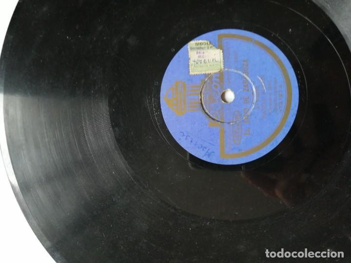 Discos de pizarra: LOTE DE DISCOS DE PIZARRA. - Foto 41 - 191350643