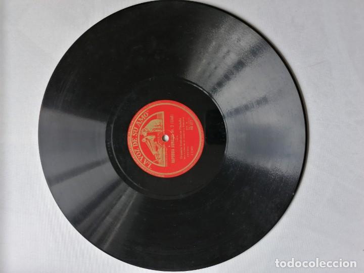 Discos de pizarra: LOTE DE DISCOS DE PIZARRA. - Foto 43 - 191350643