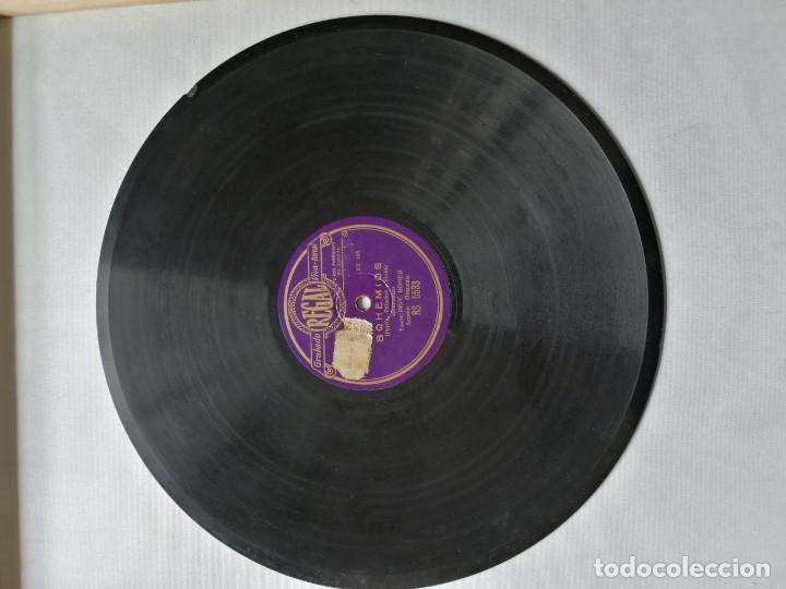 Discos de pizarra: LOTE DE DISCOS DE PIZARRA. - Foto 44 - 191350643
