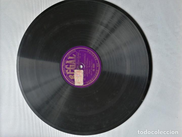Discos de pizarra: LOTE DE DISCOS DE PIZARRA. - Foto 48 - 191350643