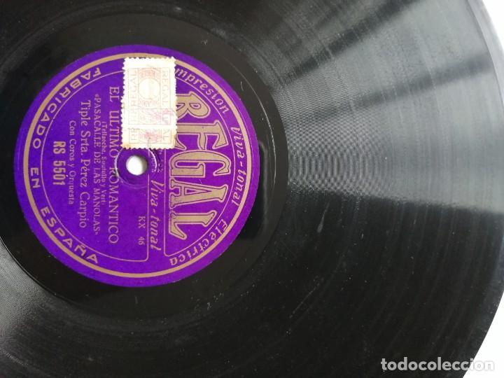 Discos de pizarra: LOTE DE DISCOS DE PIZARRA. - Foto 50 - 191350643