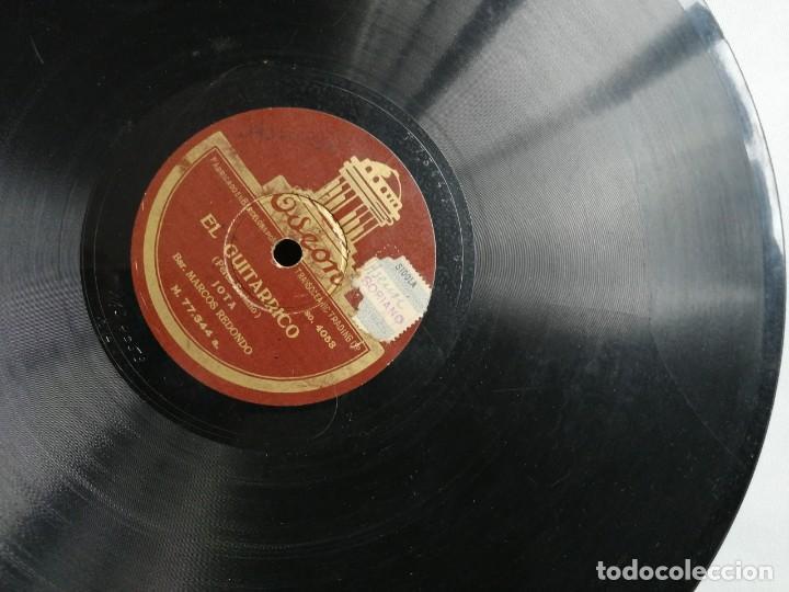 Discos de pizarra: LOTE DE DISCOS DE PIZARRA. - Foto 52 - 191350643