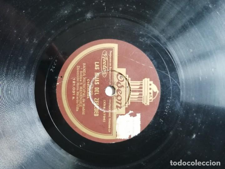 Discos de pizarra: LOTE DE DISCOS DE PIZARRA. - Foto 54 - 191350643