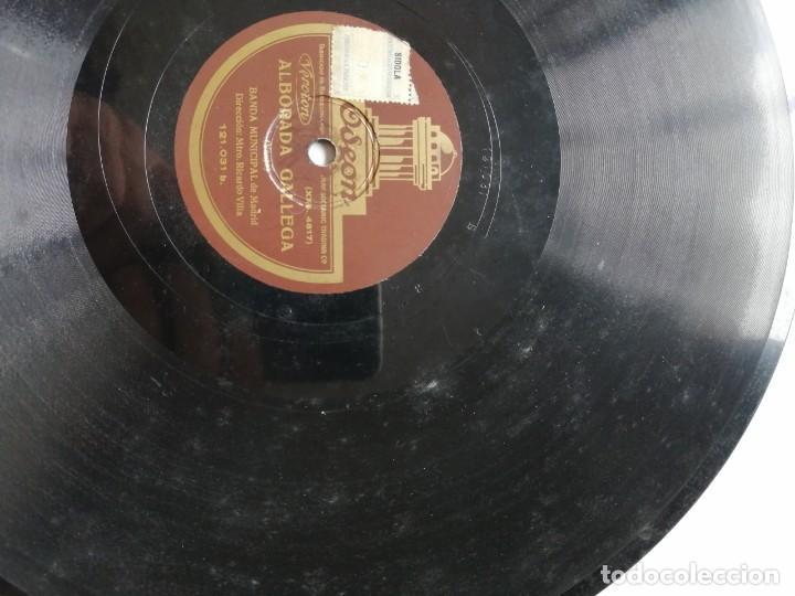 Discos de pizarra: LOTE DE DISCOS DE PIZARRA. - Foto 55 - 191350643