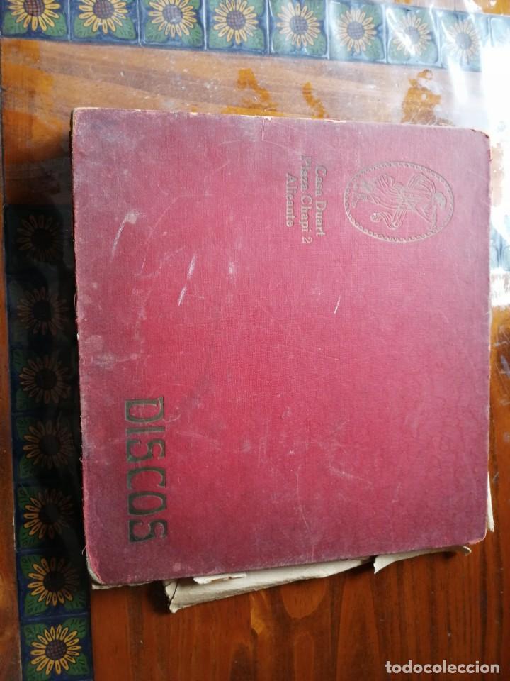 Discos de pizarra: LOTE DE DISCOS DE PIZARRA. - Foto 61 - 191350643