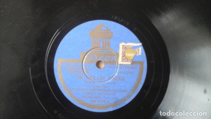 Discos de pizarra: DISCO PIZARRA FOXTROT Dorsey Brothers Orchestra por una cara y Sam Lanin Orchestra por la otra - Foto 2 - 191359807