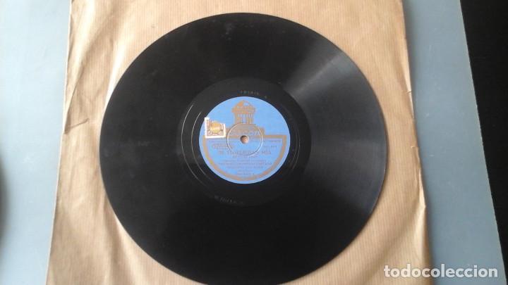Discos de pizarra: DISCO PIZARRA FOXTROT Dorsey Brothers Orchestra por una cara y Sam Lanin Orchestra por la otra - Foto 3 - 191359807