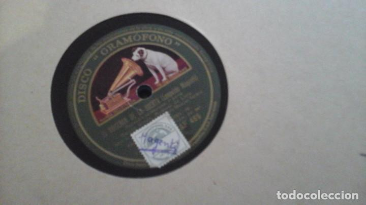 Discos de pizarra: Archivador de discos de Pizarra Casa Zato para 12 discos, con 16 discos dentro - Foto 5 - 191384520