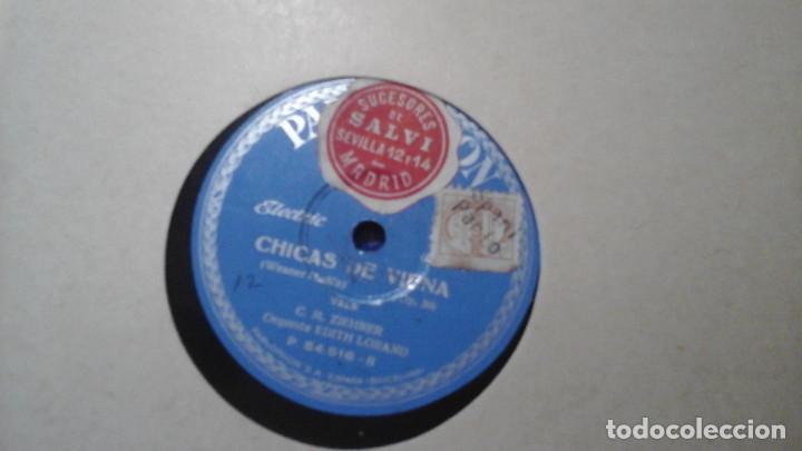 Discos de pizarra: Archivador de discos de Pizarra Casa Zato para 12 discos, con 16 discos dentro - Foto 6 - 191384520