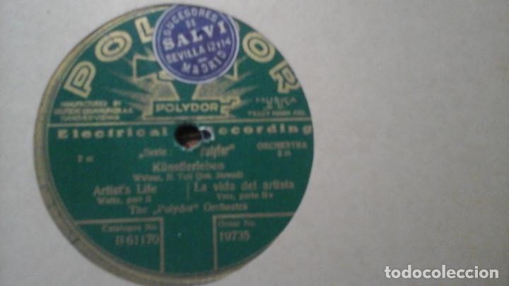 Discos de pizarra: Archivador de discos de Pizarra Casa Zato para 12 discos, con 16 discos dentro - Foto 14 - 191384520