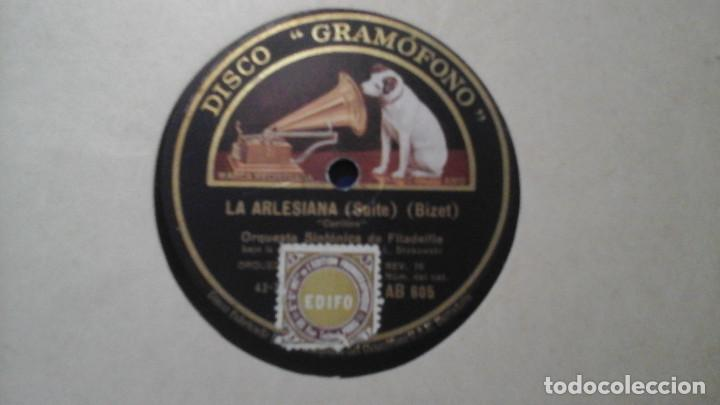 Discos de pizarra: Archivador de discos de Pizarra Casa Zato para 12 discos, con 16 discos dentro - Foto 16 - 191384520