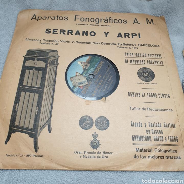 Discos de pizarra: LOTE 15 DISCOS DE PIZARRA 78 RPM - Foto 5 - 191440452