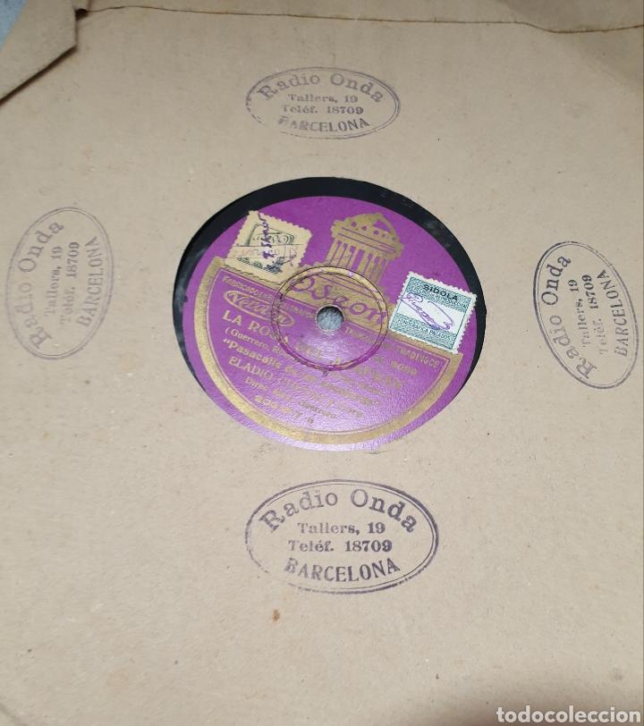 Discos de pizarra: LOTE 15 DISCOS DE PIZARRA 78 RPM - Foto 6 - 191440452