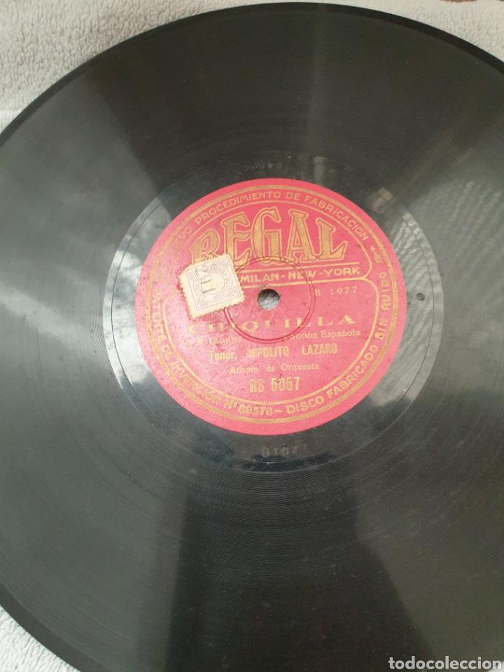 Discos de pizarra: LOTE 15 DISCOS DE PIZARRA 78 RPM - Foto 7 - 191440452