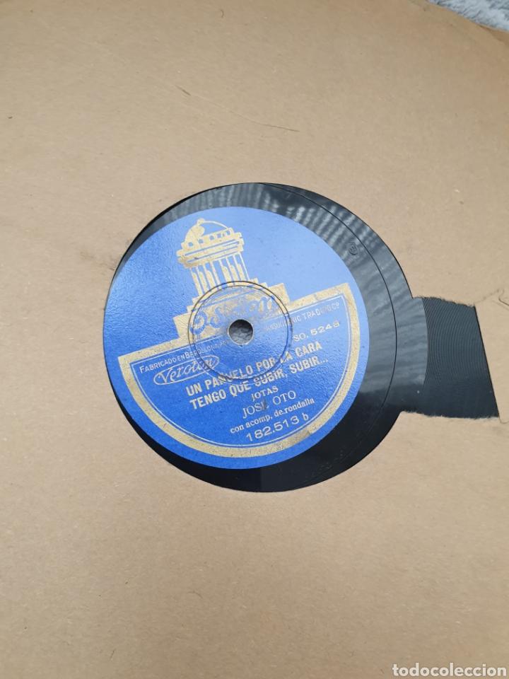 Discos de pizarra: LOTE 15 DISCOS DE PIZARRA 78 RPM - Foto 8 - 191440452