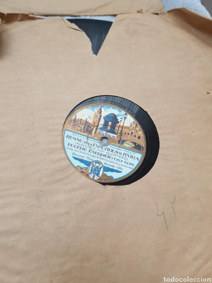 Discos de pizarra: LOTE 15 DISCOS DE PIZARRA 78 RPM - Foto 9 - 191440452