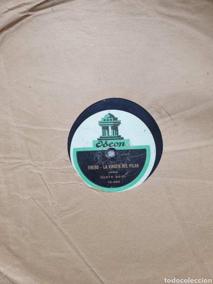 Discos de pizarra: LOTE 15 DISCOS DE PIZARRA 78 RPM - Foto 14 - 191440452