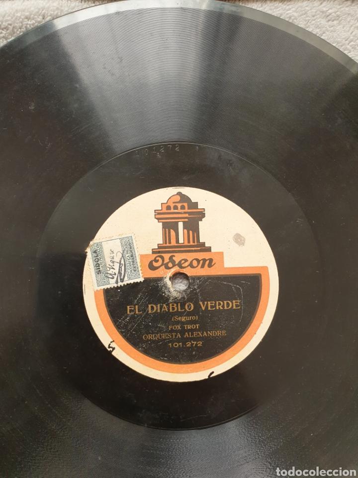 Discos de pizarra: LOTE 15 DISCOS DE PIZARRA 78 RPM - Foto 18 - 191440452