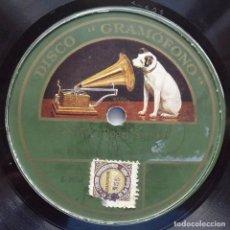 Discos de pizarra: ANITA, MI NIÑA, ROGER SINCLAIR, 10 PULGADAS, 78 RPM, LA VOZ DE SU AMO. Lote 191611462