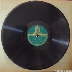 Discos de pizarra: 78 RPM DISCO DE PIZARRA CANDILEJAS / LA CANCIÓN DEL MOULIN ROUGE. ODEON. Lote 192538406