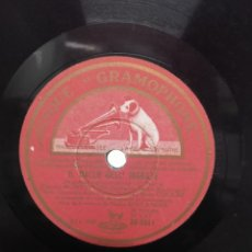 Discos de pizarra: NADIA BOULANGER DIRIGE EL ENSAMBLE VOCAL E INSTRUMENTAL Y SOLISTAS, MÚSICA DE MONTEVERDI. Lote 192603233