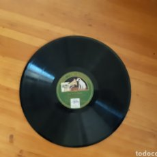 Discos de pizarra: DISCOS DE PIEDRA PARA GRAMOLA. Lote 192731121